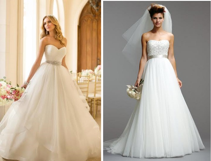 Wedding Dresses From Bride Wars