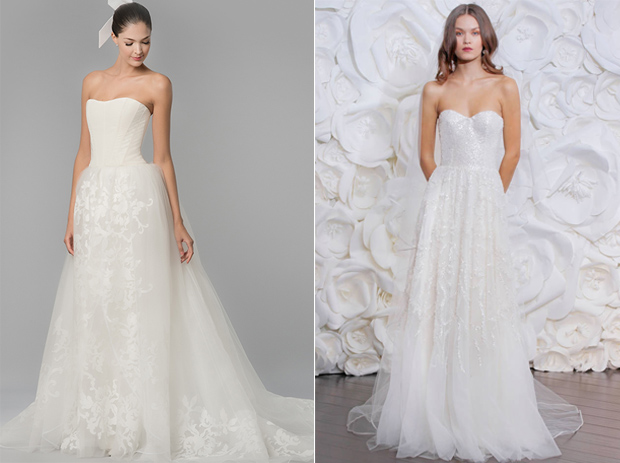 5 Fabulous Wedding Dress Trends - Fall 2015 | weddingsonline.ae