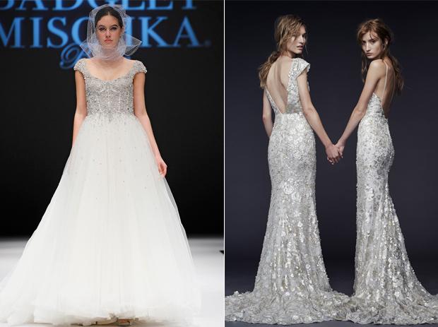 5 Fabulous Wedding Dress Trends - Fall 2015   weddingsonline.ae