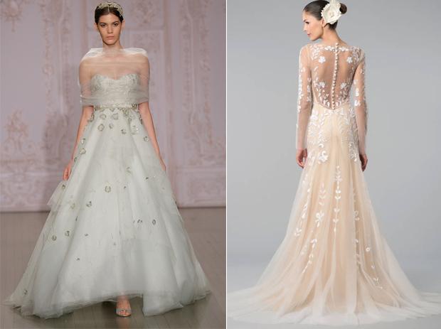 5 Fabulous Wedding Dress Trends