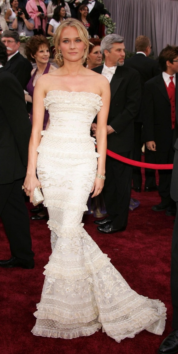 13 Wedding Worthy Dresses From Past Oscar Awards