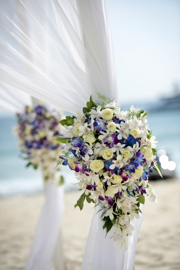 Beach Theme Wedding Vows : Dreamy destination beach wedding in thailand weddings ae