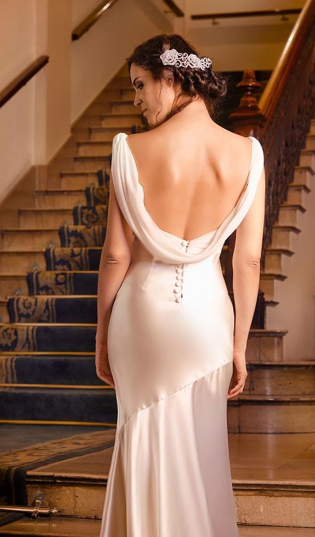5 Breathtaking Wedding Gown Back Styles