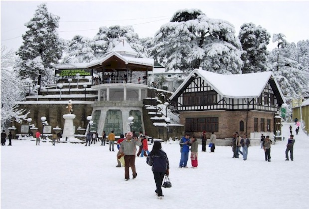 shimla-honeymoon