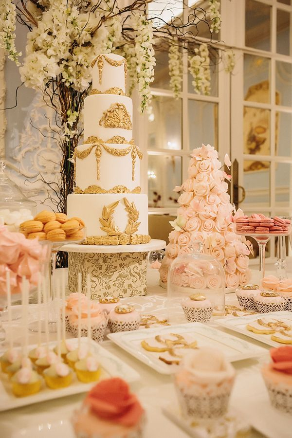 10 Divine Dessert Table Ideas Weddingsonline Ae
