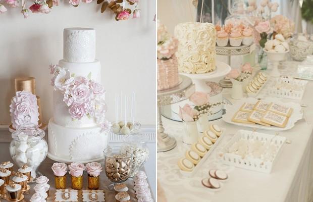 Wedding Sweet Table Ideas: 10 Divine Dessert Table Ideas