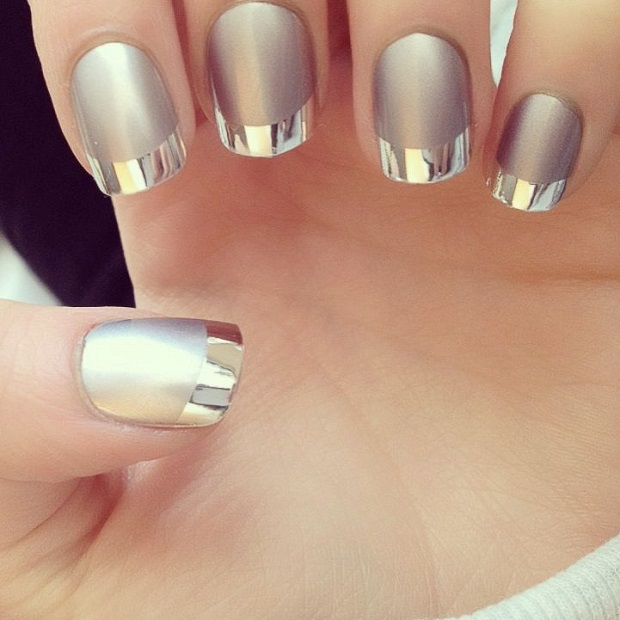 Bridal Nail Trends 2015 - Wedding nails for UAE brides