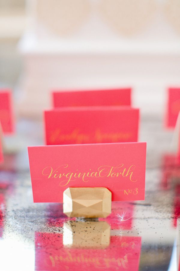 gem-place-card-idea-wedding