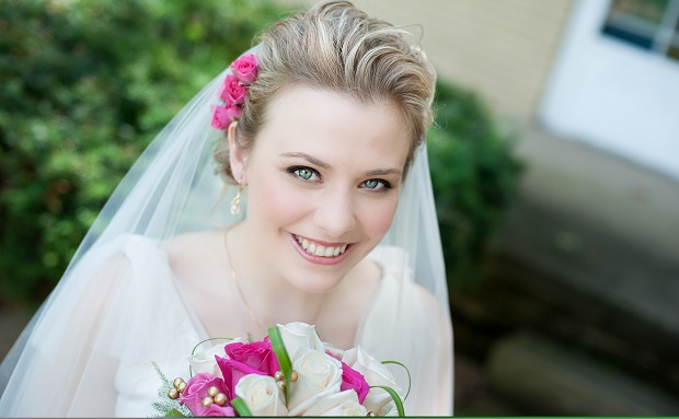beat the summer heat and humidity-tips for brides