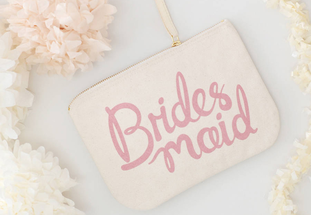 bridesmaid-canvas-pouch