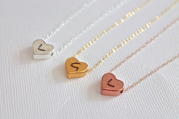 initial-necklaces-bridesmaid-gifts