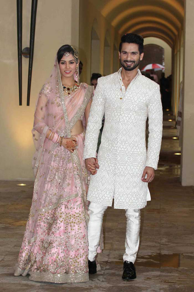 shahid-mira-day-after-wedding-celebrations