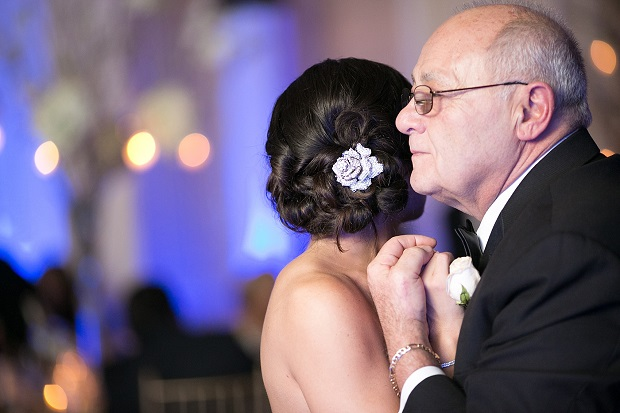 tips for brides to involve their daddy in the wedding