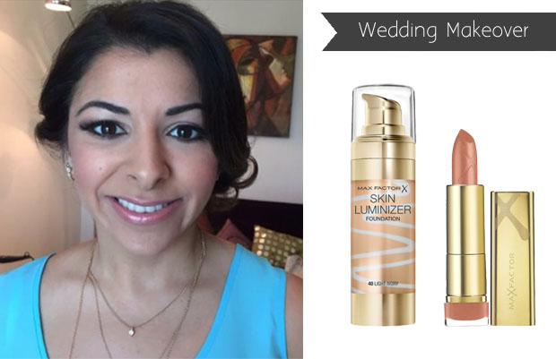 Wedding Makeover Online : Wedding Makeover with Styling by Susan weddingsonline.ae