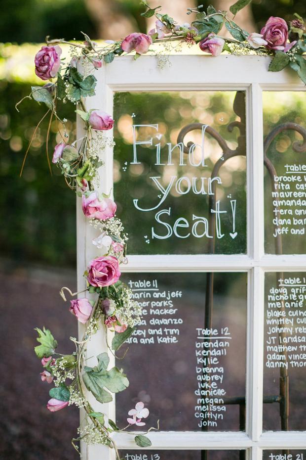 window-frame-table-plan-wedding