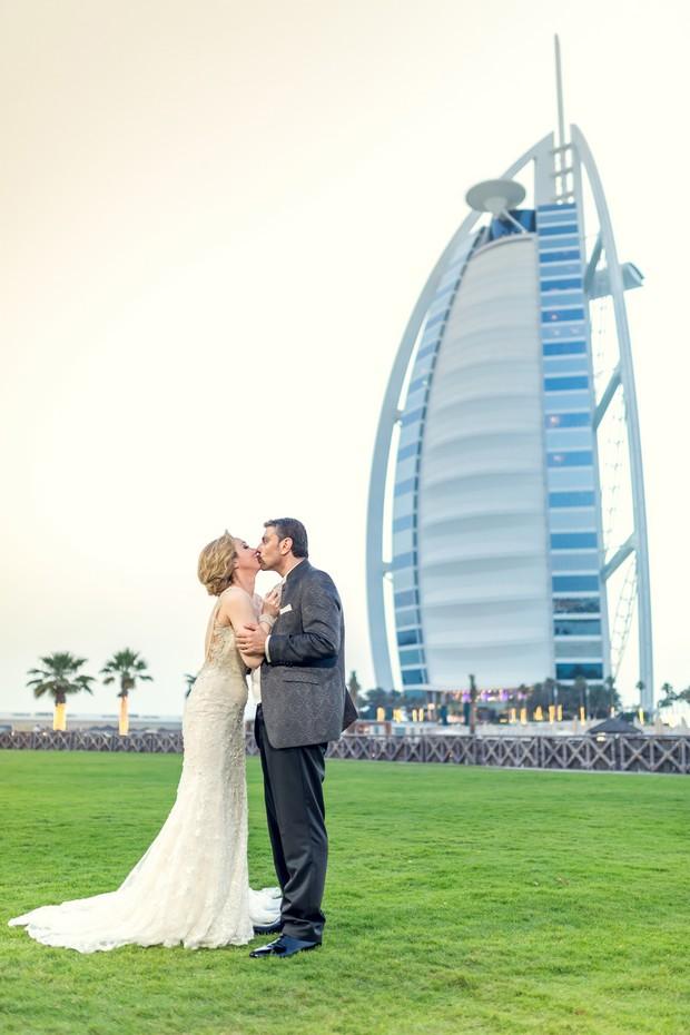 Jumeirah beach hotel wedding
