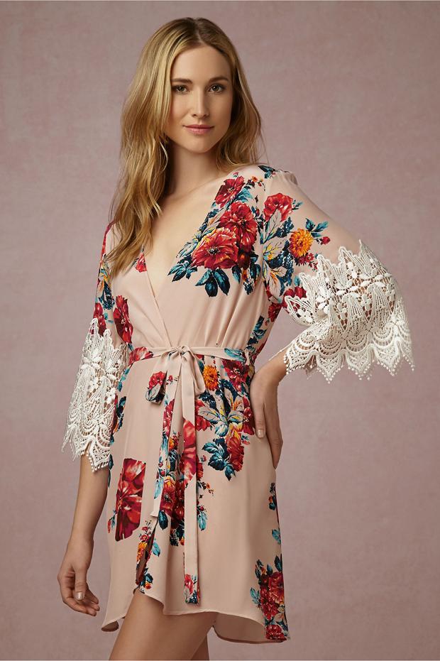 floral-print-bridal-robe