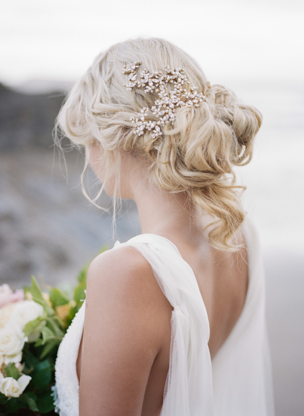 Timeless wedding hairstyles
