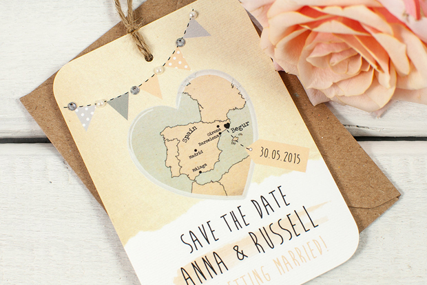 13 awesome travel themed wedding ideas