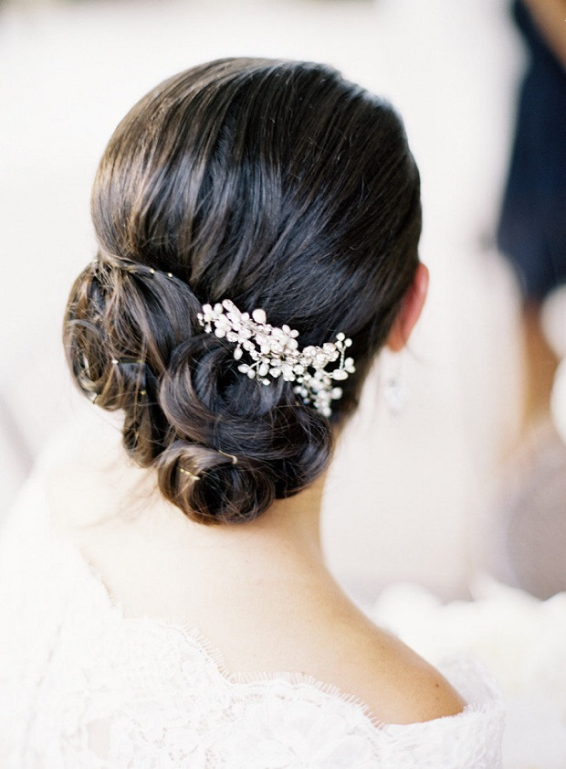 wedding hairstyle ideas for UAE brides