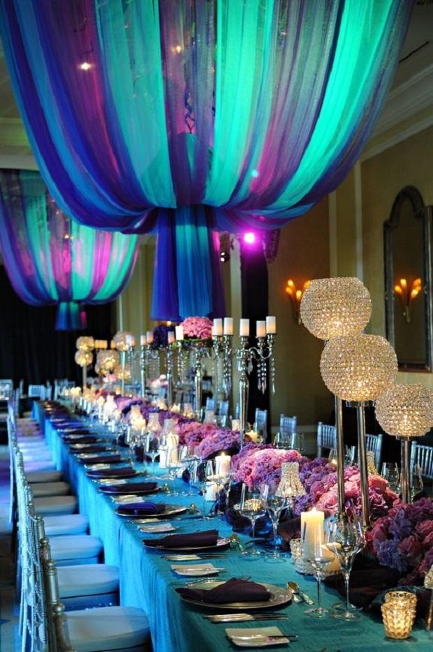 Arabian Nights wedding theme ideas