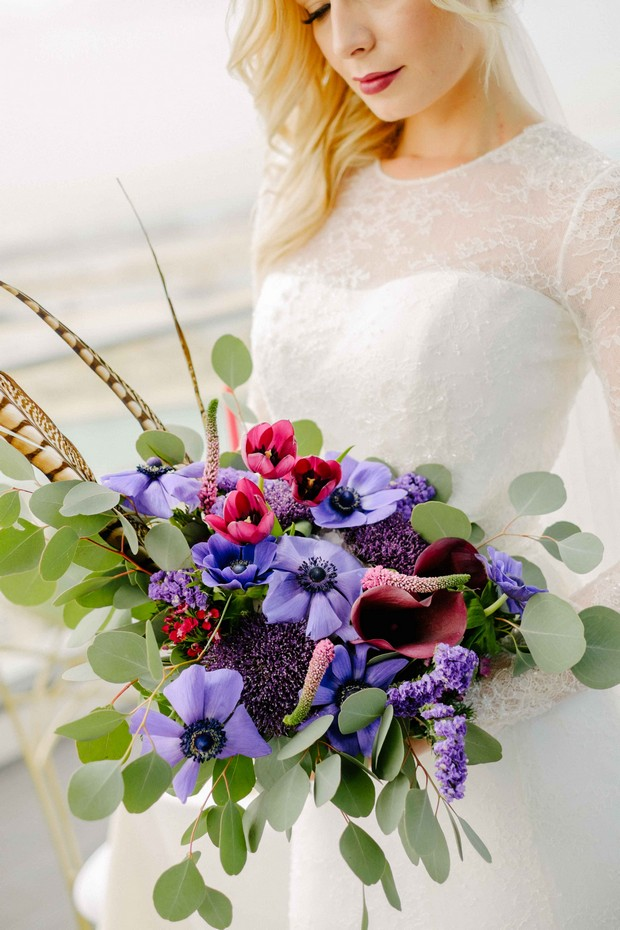 bride-with-beautiful-hand-picked-bouquet