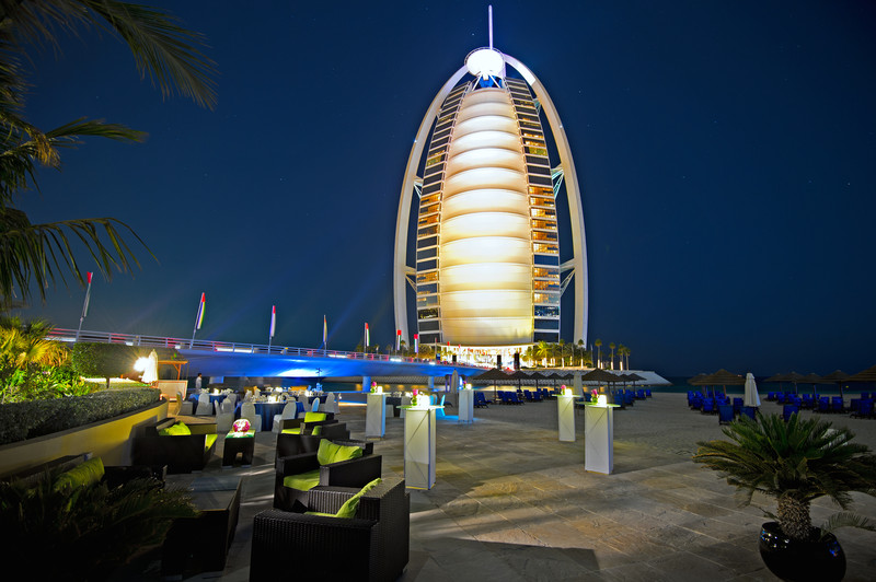 7 Idyllic Spots To Tie The Knot At Jumeirah Beach Hotel