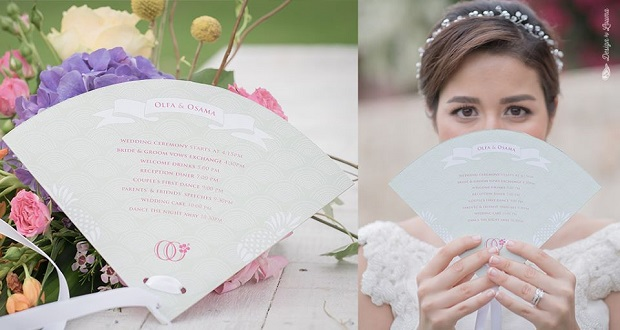 Top wedding trends in stationery 2016