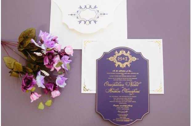 Top wedding stationery trends for 2016