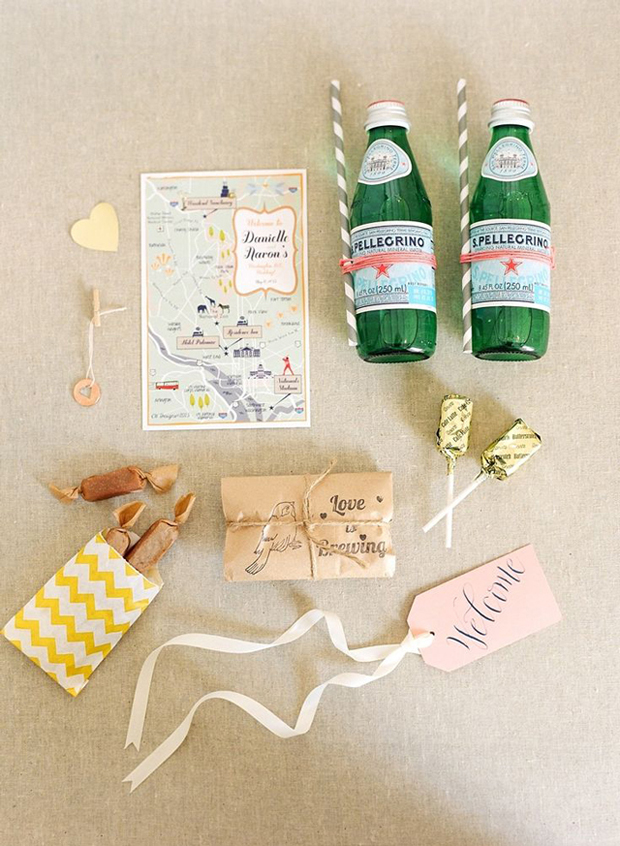 Wedding Welcome Bags Your Guests Will Love