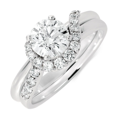 wedding rings under $1000