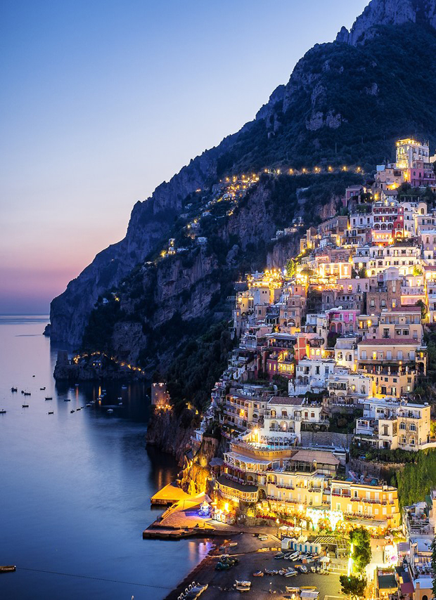 Honeymoon Destination Inspiration Almafi coast