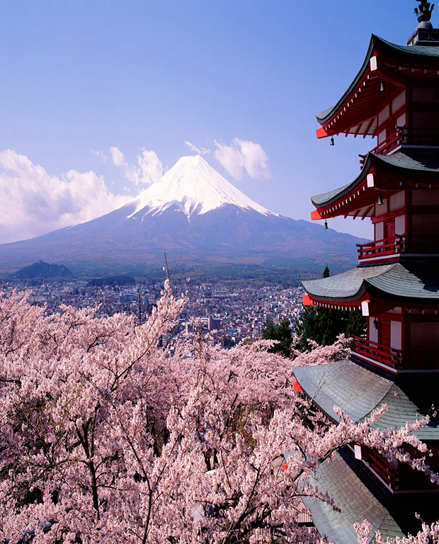 Honeymoon Destination Inspiration Japan