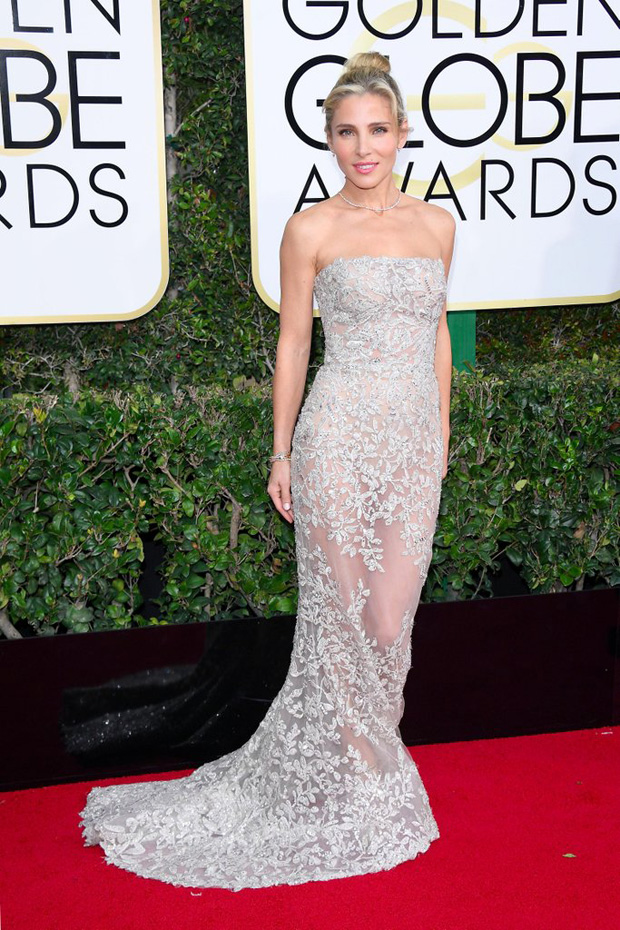 Elsa Pataky Golden Globes