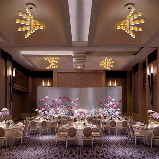 The Address Hotel Dubai Mall Wedding Venue UAE
