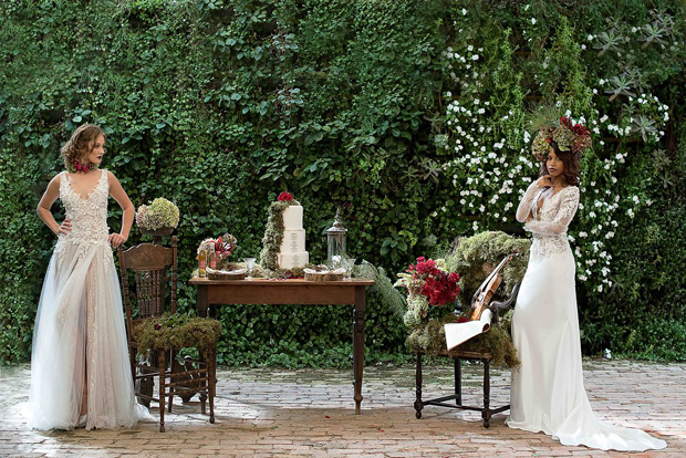 Forest Bride - Bridal Fashion