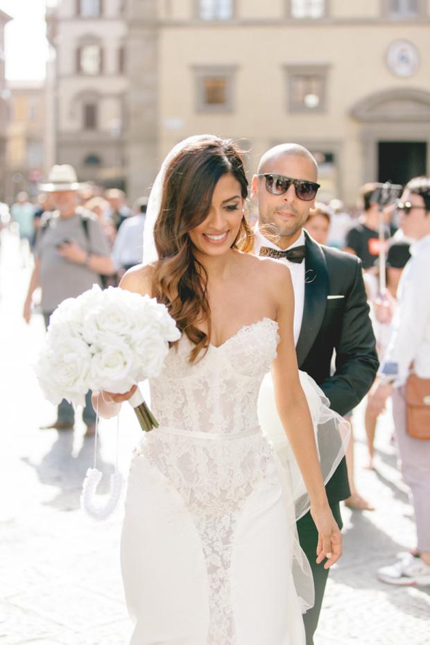 Real Wedding Sharlene and Craig's Breathtaking Fairytale Venice Wedding