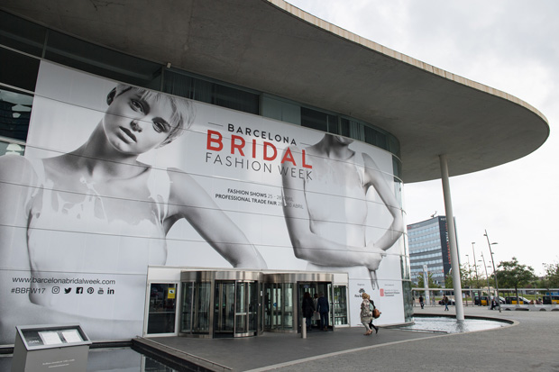 Barcelona Bridal Week 2017
