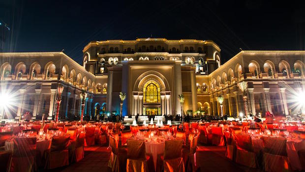 Indian wedding venue Abu Dhabi UAE Emirates Palace