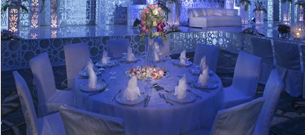 Indian wedding venue Abu Dhabi UAE Jumeirah at Etihad Towers