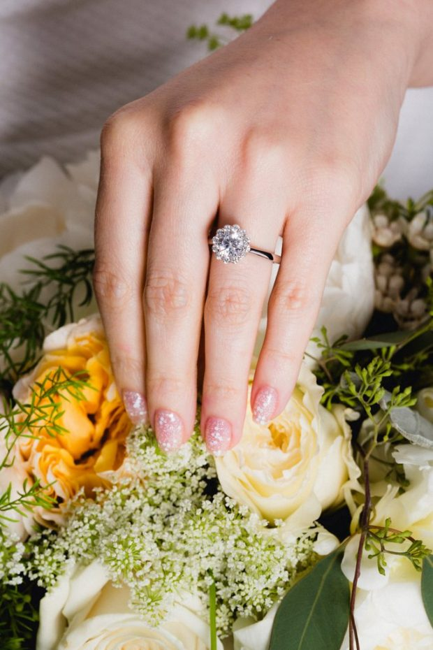 wedding nail trends 2017 Spotlight