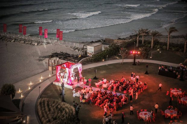 beach wedding Ajman uae