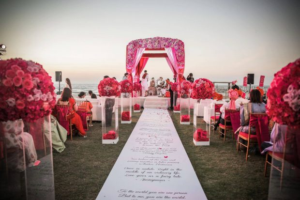 indian wedding venue Dubai