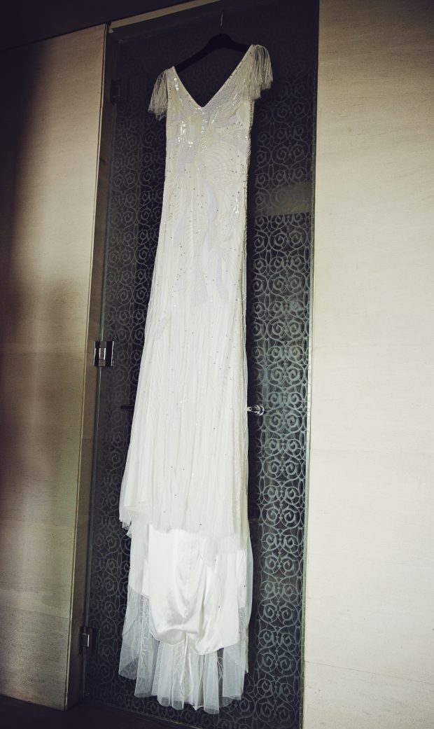Dubai Wedding dress