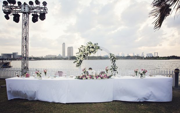 Dubai Wedding Venue Decor