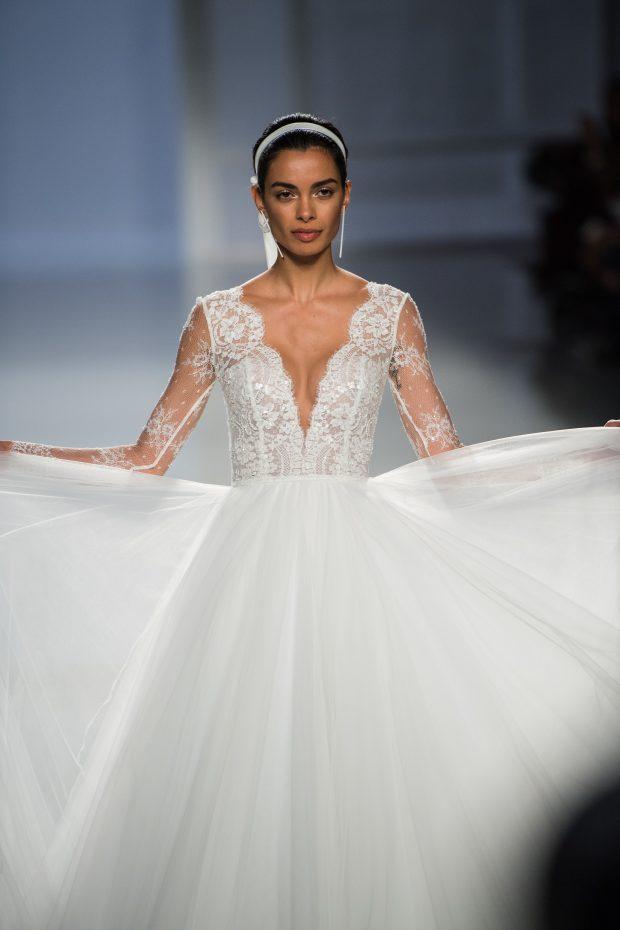 Barcelona Bridal Fashion Week 2017 Trends