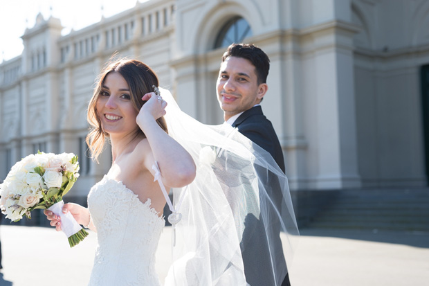 Melbourne Real Wedding feature