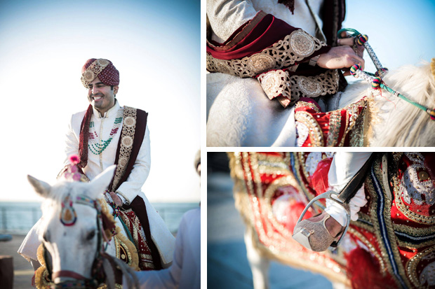 indian groom Ajman Fairmont Hotel