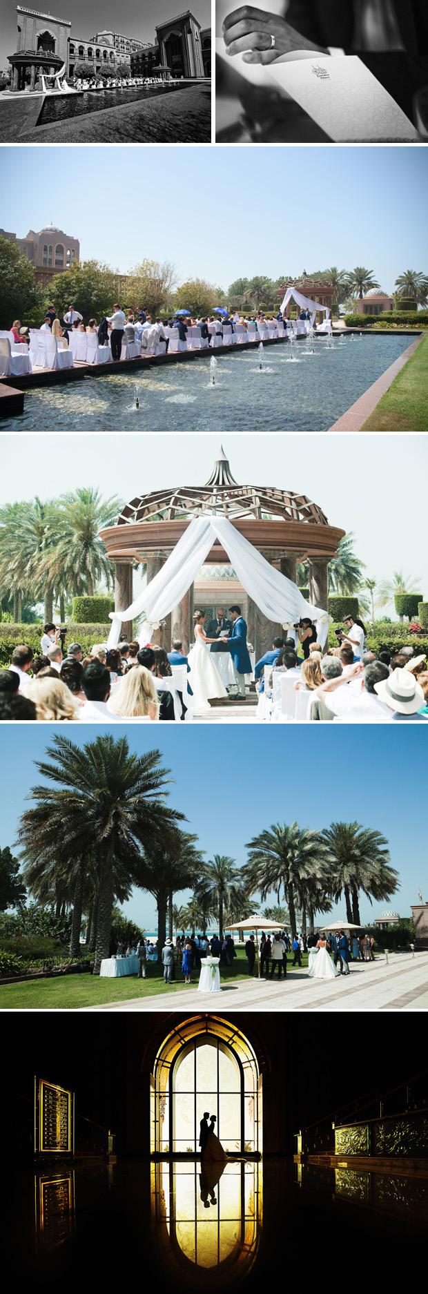 Emirates Palace Abu Dhabi Wedding Venue
