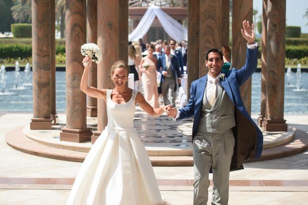 Emirates Palace Hotel Real Wedding Venue UAE